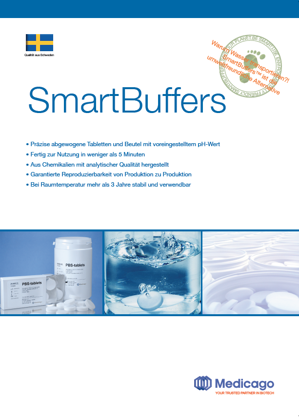 Brochure: SmartBuffers
